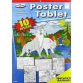 Nature's Animals Poster Tablet